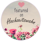 farbgold featured on Hochzeitswahn