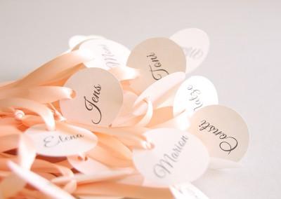 Heiraten im Vintage Stil - Kraftpapier trifft auf ApricotHeiraten im Vintage Stil - Kraftpapier trifft auf Apricot