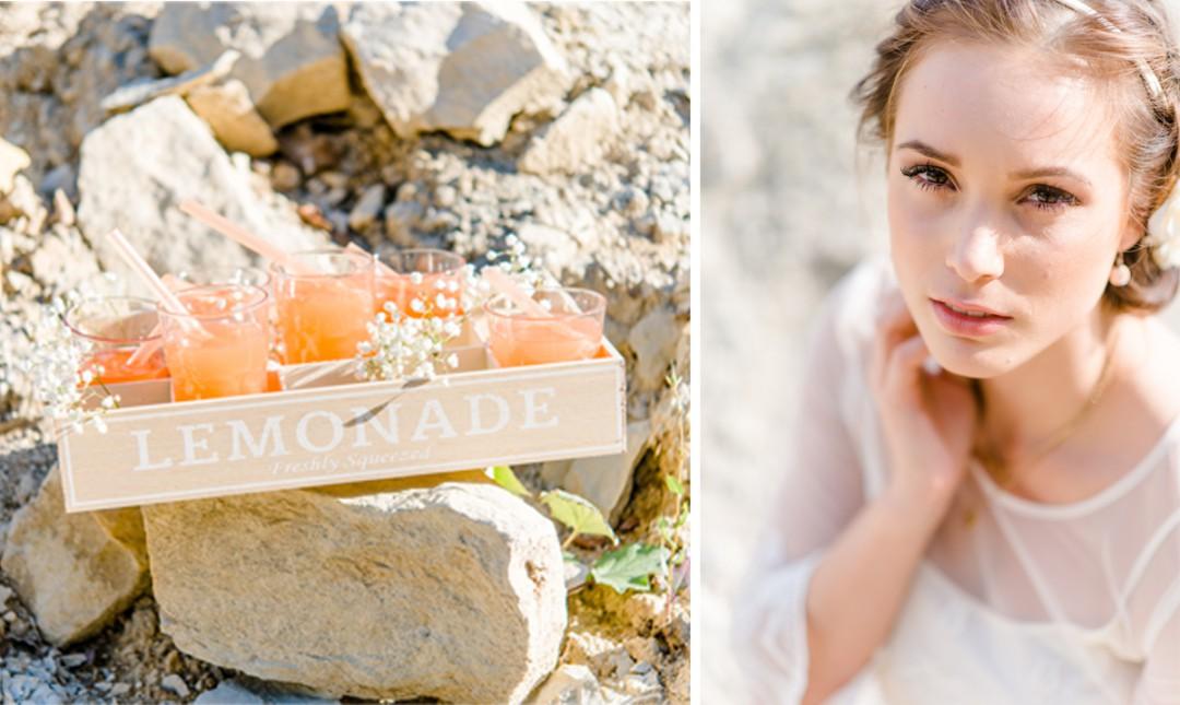 Hochzeitspapeterie mit Blumen & Pastelltönen – Sweet Little flowers