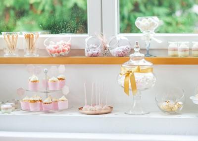 golden dream styledshoot farbgold lichterstaub  gold rosé candybar