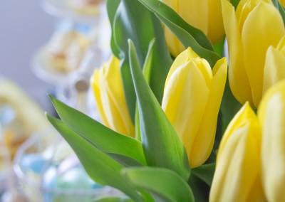 Candybar und Frühlingsinspiration mit Papeterie von farbgold