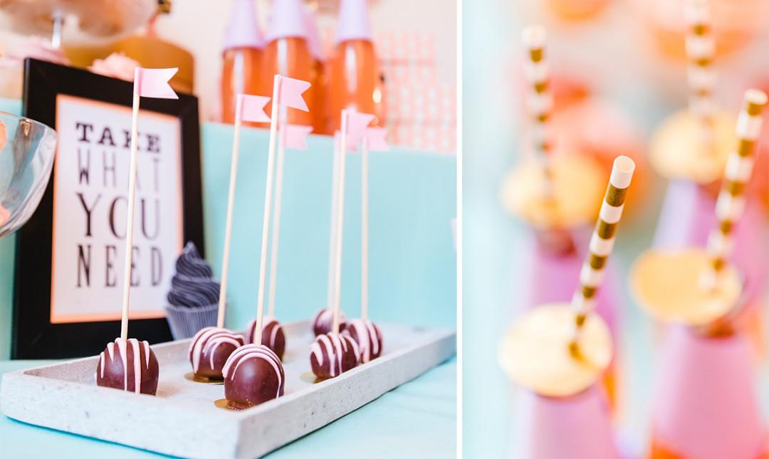 Sweet things – Deko-Tipps für eine moderne Candybar