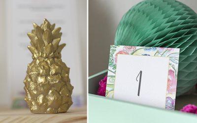 Papeterietipps für euer Hochzeitskonzept – Thema Design & Farben