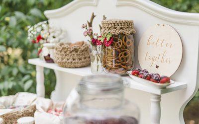 Erdbeerliebe – eine bayerische Hochzeit mitten in München