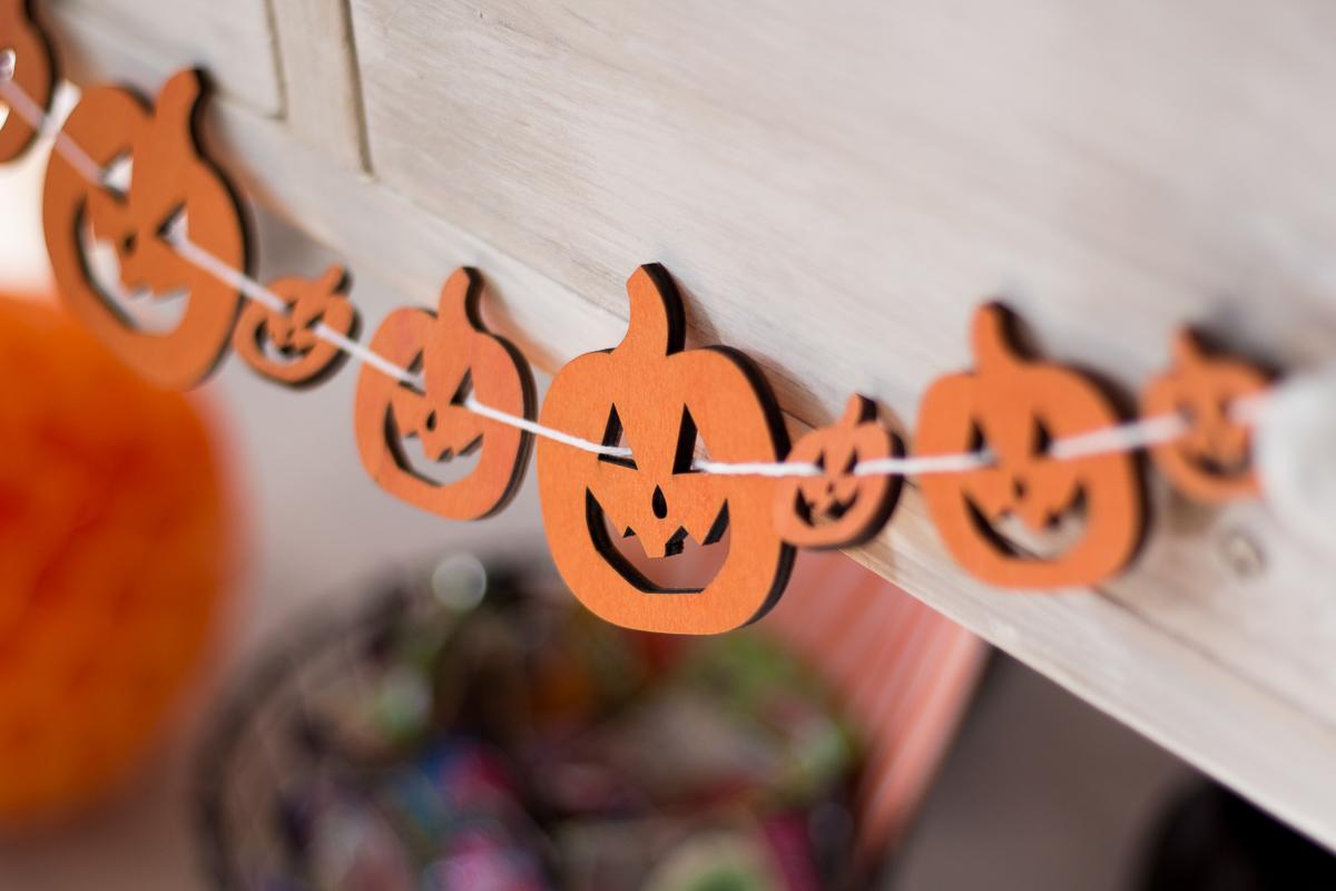 DIY Halloween Candybar