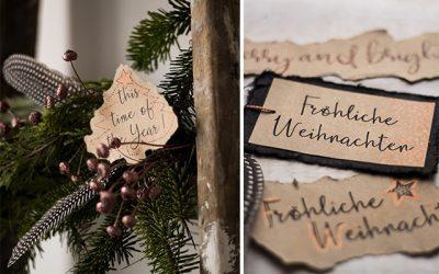 Weihnachtstrends 2017 –  DIY Anleitung Adventskranz binden