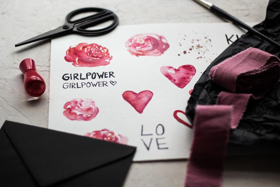Valentinstag Papeterie - Inspiration zum Tag der Liebe