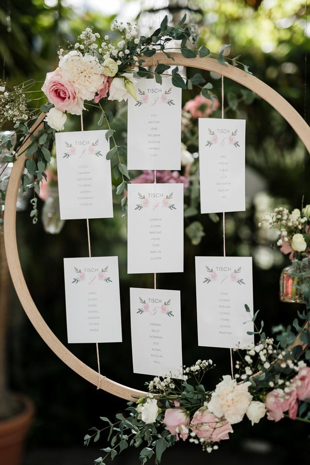 romantische Hochzeitseinladungen