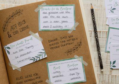 Hochzeit_Gästebuch selbst gestalten_DIY Idee
