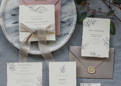 Hochzeitseinladungen_edel_schlicht_Seidenband_Fine Art_1