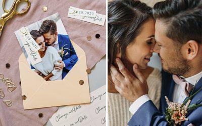 Hochzeit verschieben – Textideen und gratis Vorlage