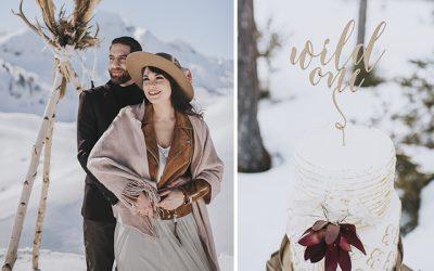 Heiraten im Winter – So wird auch eure Winterhochzeit ein Traum!