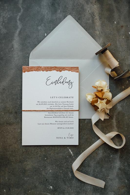 Kleine Hochzeit feiern_Einladungskarten_Papeterie_München_Location Tergernsee