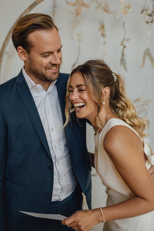 Kleien Hochzeit Trauung